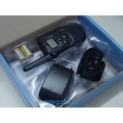 Электронный ошейник PT-100 на батарейках