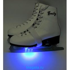 "Подсветка для коньков ""Led Ice Skates d-6 rgb"""