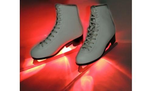 """Подсветка для коньков одноцветная """"Led Ice Skates d-2"""""""