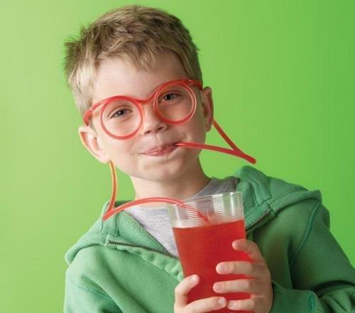 Питьевые очки - ребенок