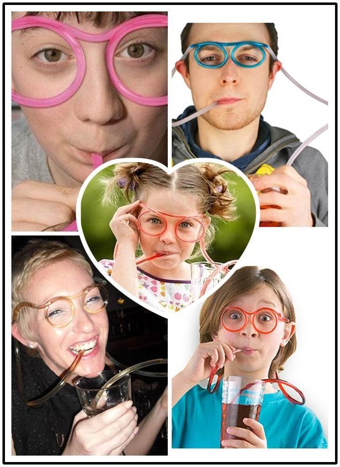 Питьевые очки - люди