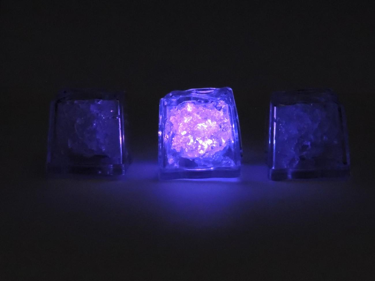 Светящийся лёд