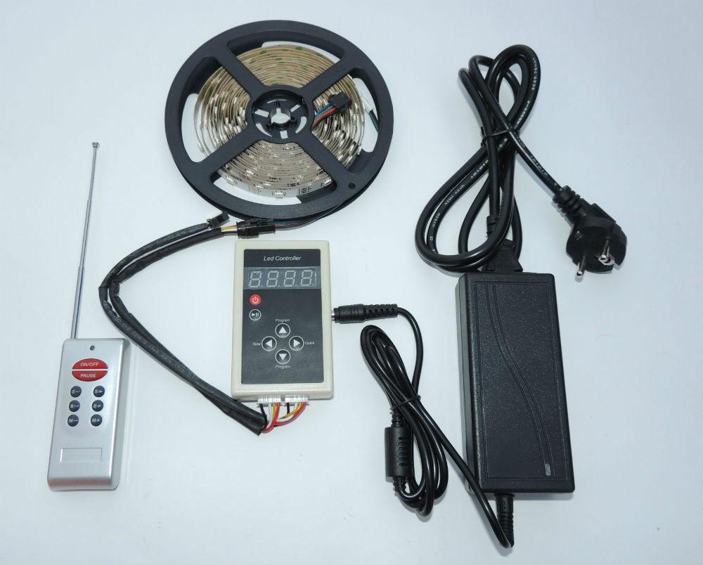Комплект со светодиодной лентой Dream Led SMD5050-30LED-IP20