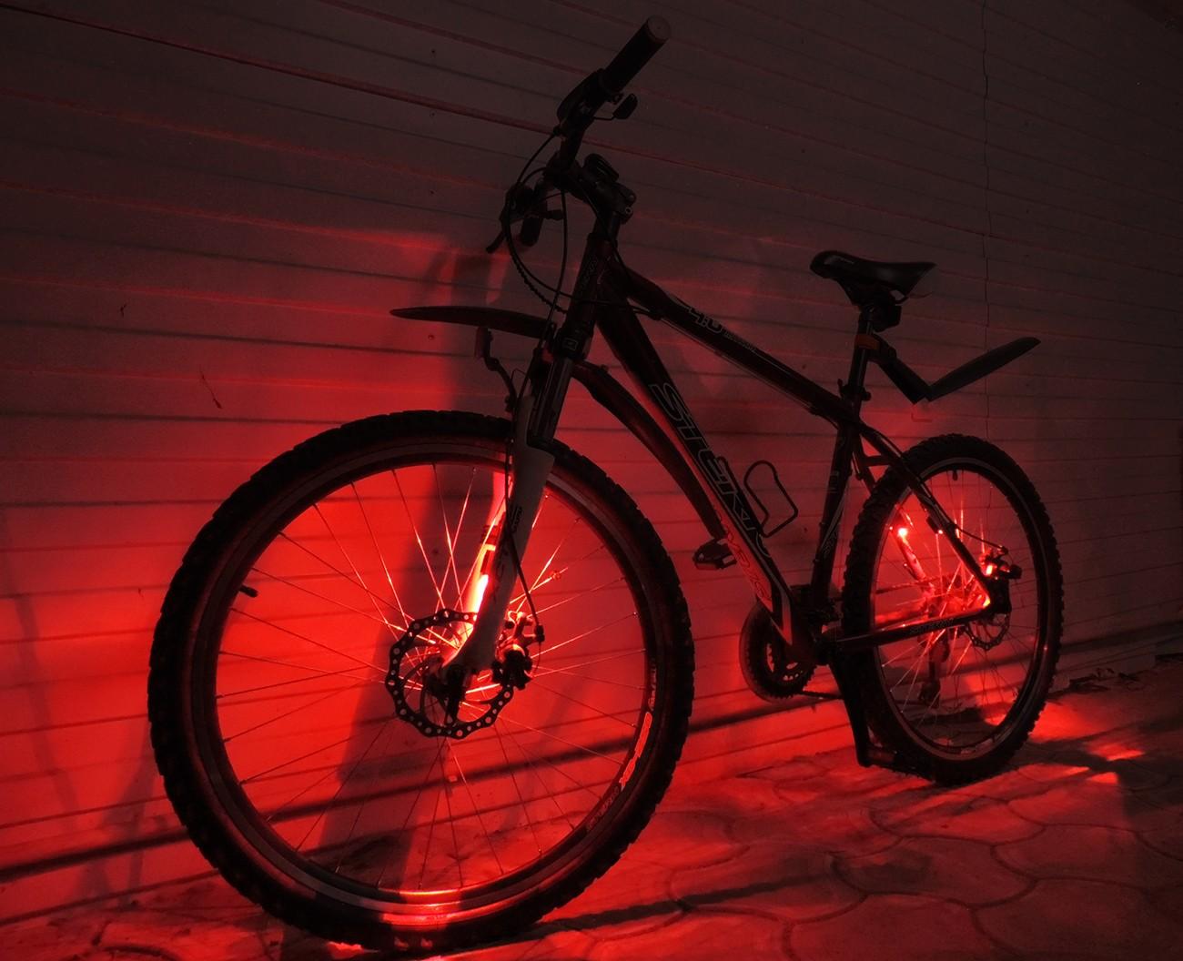 """Подсветка велосипеда """"LED 4"""""""