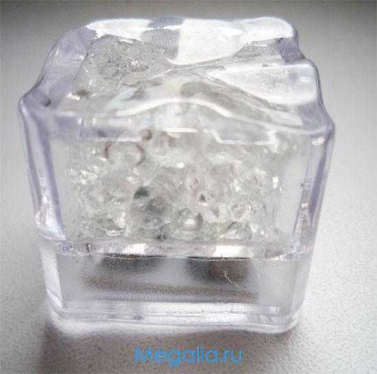 Светящийся лед