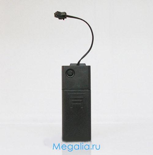 Блок для светящегося провода 3М